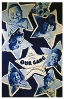 """Our Gang by Hal Roach - 11"""" x 17"""" - $15.49"""