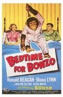 """Bedtime for Bonzo - 11"""" x 17"""""""