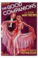 "The Good Companions - 11"" x 17"""