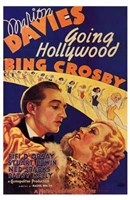 Going Hollywood Wall Poster