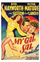 "My Gal Sal - 11"" x 17"""