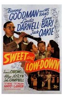 """Sweet and Low-Down - 11"""" x 17"""" - $15.49"""