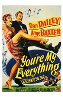 """You're My Everything - 11"""" x 17"""" - $15.49"""