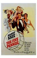 "The Five Pennies - 11"" x 17"" - $15.49"