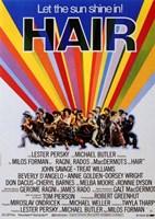 """Hair Cast - 11"""" x 17"""""""