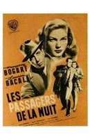 Dark Passage - French Wall Poster
