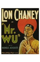 "Mr Wu - 11"" x 17"""