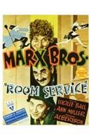 "Room Service Marx Brothers - 11"" x 17"""