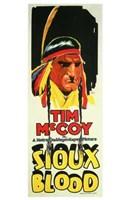 "Sioux Blood - 11"" x 17"""