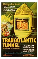 "Transatlantic Tunnel - 11"" x 17"" - $15.49"