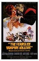 "Fearless Vampire Killers - 11"" x 17"" - $15.49"