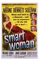 "Smart Woman - 11"" x 17"", FulcrumGallery.com brand"