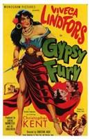"""Gypsy Fury - 11"""" x 17"""""""