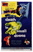 """Death in Small Doses - 11"""" x 17"""""""