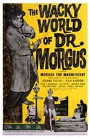 """The Wacky World of Dr Morgus - 11"""" x 17"""""""