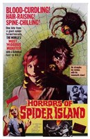 """Horrors of Spider Island - 11"""" x 17"""""""