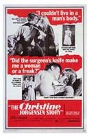 "The Christine Jorgenson Story - 11"" x 17"", FulcrumGallery.com brand"