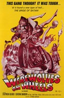 """Werewolves on Wheels - Yellow Cover - 11"""" x 17"""""""
