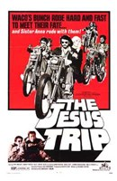 "The Jesus Trip - 11"" x 17"", FulcrumGallery.com brand"