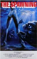 "Piranha 2: the Spawning - 11"" x 17"""