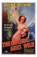 """Theodora Goes Wild - 11"""" x 17"""" - $15.49"""