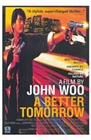 "Better Tomorrow  Part 1 - 11"" x 17"", FulcrumGallery.com brand"