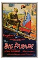 """The Big Parade - 11"""" x 17"""""""
