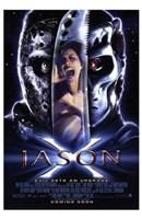 Jason X Wall Poster
