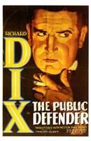 "The Public Defender - 11"" x 17"", FulcrumGallery.com brand"