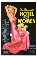 "Hotel for Women - 11"" x 17"""
