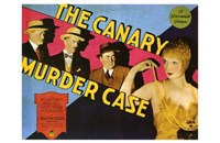 "The Canary Murder Case - 17"" x 11"" - $15.49"