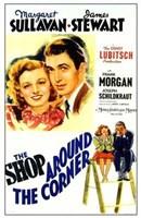 """The Shop Around the Corner Sullavan Stewart - 11"""" x 17"""""""
