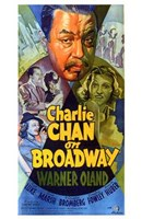 "Charlie Chan on Broadway - 11"" x 17"""