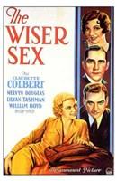 "The Wiser Sex - 11"" x 17"""