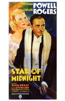 "Star of Midnight - 11"" x 17"""
