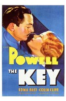 "The Key - 11"" x 17"""