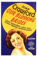 "Our Blushing Brides - 11"" x 17"""
