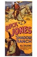 "Shadow Ranch Movie - 11"" x 17"""