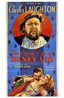 "Private Life of Henry VIII - 11"" x 17"""