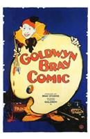 "Goldwyn Bray Comic - 11"" x 17"""