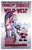"""Wild West - 11"""" x 17"""""""