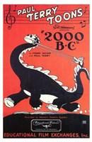 "2000 Bc, 2000 - 11"" x 17"", FulcrumGallery.com brand"
