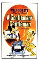 """A Gentleman's Gentleman - 11"""" x 17"""""""
