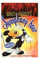 """Symphony Hour - 11"""" x 17"""" - $15.49"""