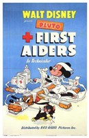 """First Aiders - 11"""" x 17"""""""