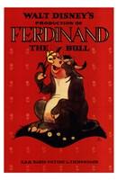"Ferdinand the Bull - 11"" x 17"""