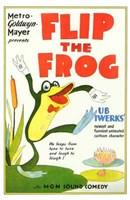 """Flip the Frog - 11"""" x 17"""" - $15.49"""