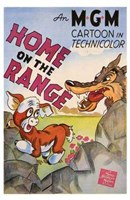 "Home on the Range - 11"" x 17"""