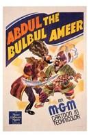 """Abdul the Bulbul Ameer - 11"""" x 17"""" - $15.49"""