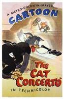 "The Cat Concerto - 11"" x 17"""